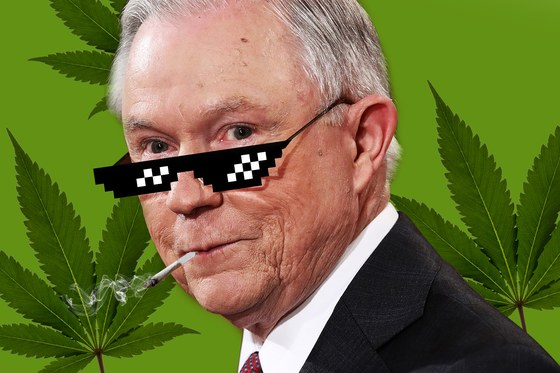 How Jeff Sessions is Helping Marijuana