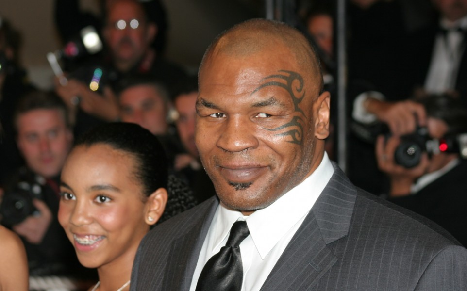Mike Tyson's Marijuana Ranch? It's happening.