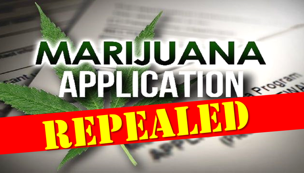 Developing Story: Florida Repeals Medical Marijuana Dispensary Applications