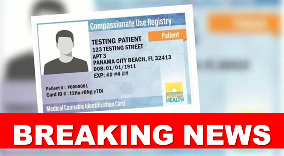 BREAKING: 27,182 Patients Waiting on MMJ ID Cards