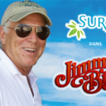 Jimmy Buffett Signs With Surterra